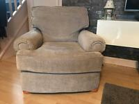 Arm Chair - As new condition - 1 years old