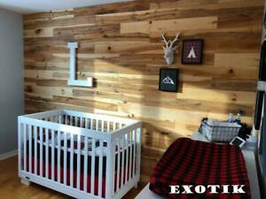 Free Shipping !!! Barn wood / Barn board / Reclaimed wood / Accent wall for sale