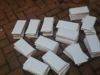 Brilliant White Metro Ceramic Wall tiles