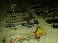 military airplane pin badges joblot