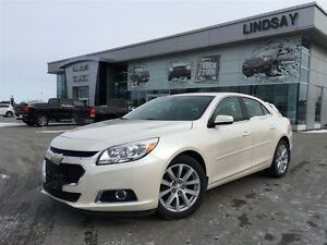 2014 Chevrolet Malibu 2LT Sunroof|Remote Start|Backup Camera