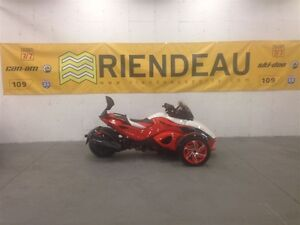 2015 can-am Spyder RS-S SE5