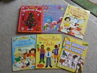 Children's Art and Craft Books (Usborne, DK etc)