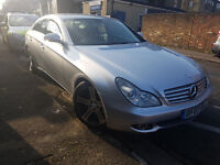 Mercedes CLS 3.0 CDI Automatic 7 G-Tronic,Very high spec,Lady owner.