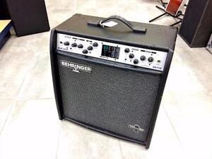 Amplificateur guitare effets intégrés BEHRINGER Blue Devil GX112 60W  #F020730