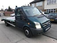 Ford transit 140 recovery truck 2008 **P/X WELCOME/SWAPS**