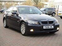 2006 BMW 318i SE AUTOMATIC SALOON * LOW MILEAGE * 2 OWNER * F.S.H * PX WELCOME * DELIVERY