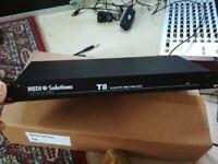 Midi Solutions T8 Thru Box