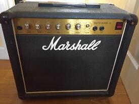 Vintage and Rare Marshall 5203, Master Reverb 30