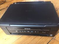 PRINTER for sale £5 - EPSOM XP-205 wifi printer