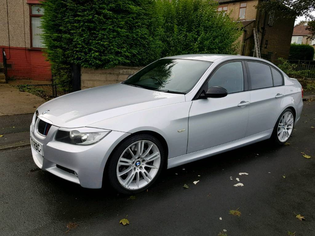 BMW 325d M Sport 3.0l low mileage