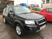 FREE DELIVERY - 2005 LAND ROVER FREELANDER HSE ESTATE 2.0 DIESEL, 4x4, TOP SPEC - FREE DELIVERY