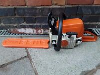 STIHL OR HUSQVARNA CHAINSAWS WANTED, RUNNING OR NOT CASH WAITING, OTHER PETROL TOOLS ALSO BOUGHT.