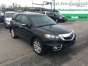 2011 Acura RDX Tech Package * NAV * LEATHER *ROOF *CAM HTD PWR S