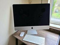 Apple iMac Late 2013 21.5 2.9GHz i5 8GB RAM 1TB HDD + Wireless Mouse & Keyboard