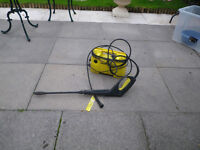 Small Karcher power washer