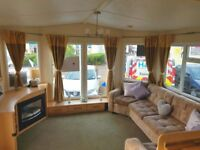 STATIC CARAVAN FOR SALE. 2018 SITE FEES INCLUDED. NORFOLK. GREAT YARMOUTH. EAST ANGLIA