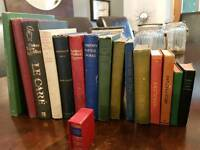 Classic book collection