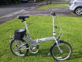 Dahon Vittesse Folding Bike