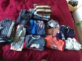 Big bundle of boy clothes 2-3 year !!!! Must go asap