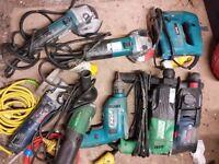 110v Power tool bundle