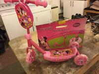 Argos Minnie Mouse Scooter