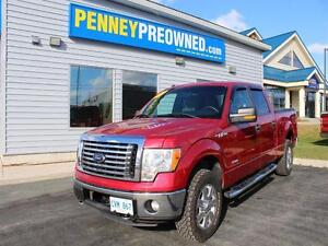 "2012 Ford F-150 4WD SuperCrew 157""XTR"