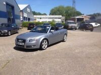 Audi A4 Cabriolet 2.0 Diesel Automatic