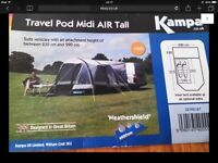 Inflatable Drive Away Motorhome Awning