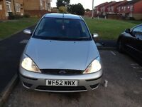 For sale or swap 1.6 ford focus