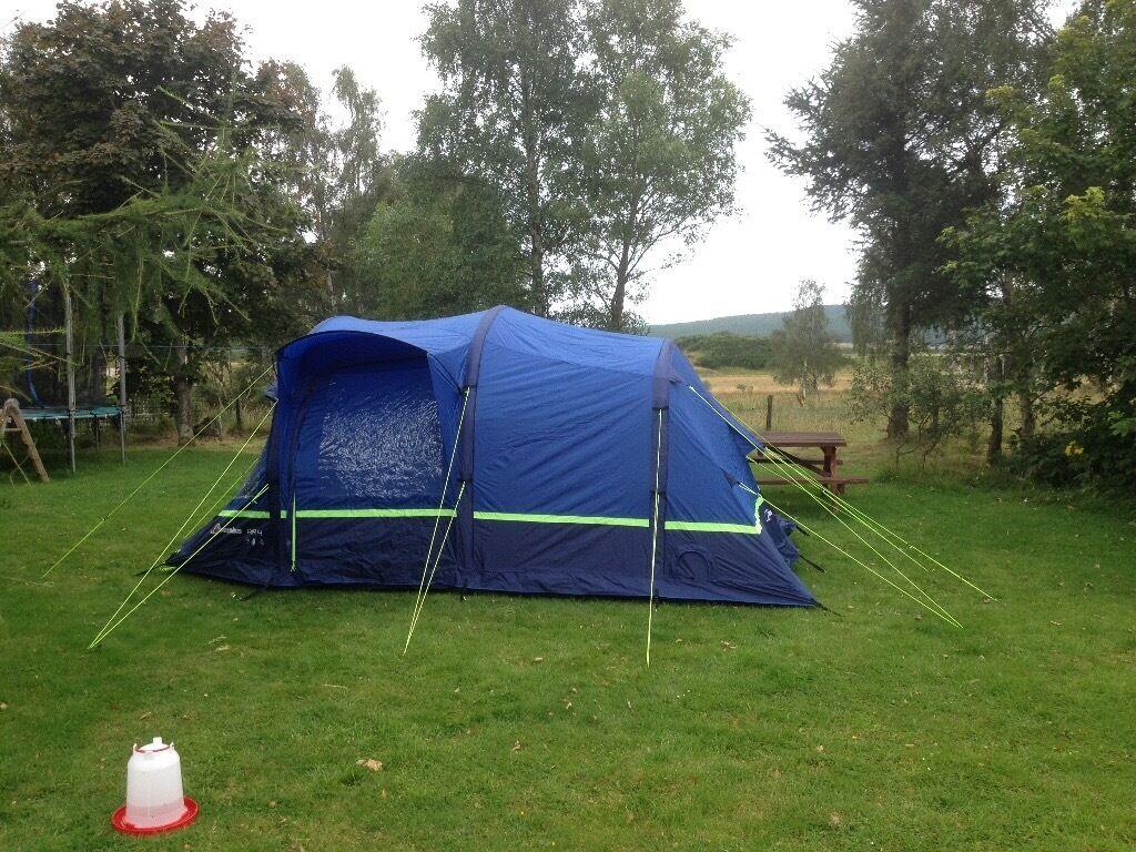 Berghaus Air 4 Tent In Carrbridge Highland Gumtree
