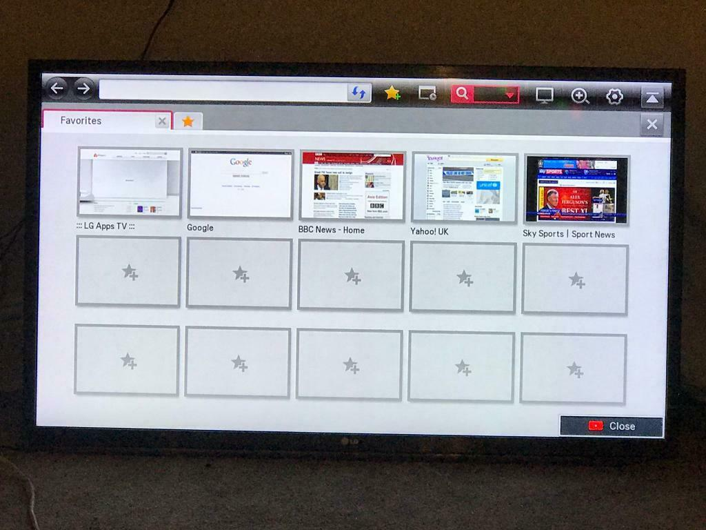 """LG 48"""" CINEMA 3D SMART WIFI LED HD TV WITH MAGIC REMOTE! 