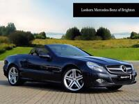 Mercedes-Benz SL SL350 (black) 2009-07-02