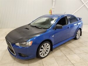 2011 Mitsubishi Lancer Ralliart AWD *AILERON, BLUETOOTH, PADDLE