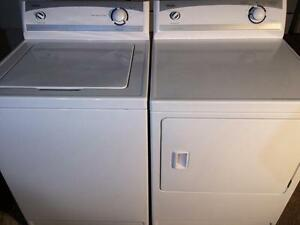 Maytag Matching Washer and Dryer Set