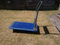 Trolley for sale.