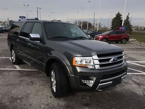 2015 Ford Expedition Max Platinum,Huge Extended Warranty Inc!!