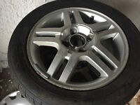 FORD FOCUS Alloys