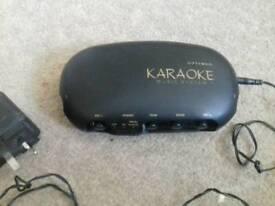 Home Karaoke unit.