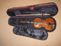1/4 size Stentor 2