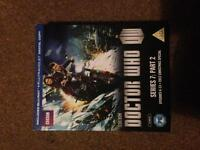 Doctor Who Series 7 Part 2 (Blue-Ray