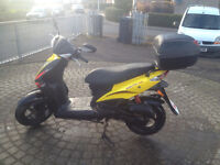 Kymco Agility RS 50, Reliable Scooter For Sale