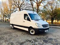 Mercedes sprinter 311cdi 2.2diesel. Comes with 6 months warranty and full history service Hpi clear