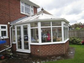 Conservatory 4m x 4m Victorian Style