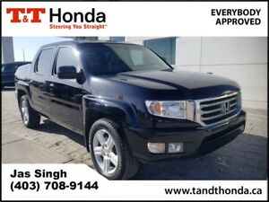 2014 Honda Ridgeline Touring* Navi, Heated Seats, Rear Camera, S
