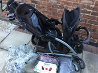 Graco Double Buggy Pram
