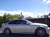 IMMACULATE / ORIGINAL BMW 325 Ci M SPORT 2 Owner's (Same Since 2006) / LOW MILEAGE / FULL HISTORY