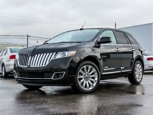 2011 Lincoln MKX Limited Edition