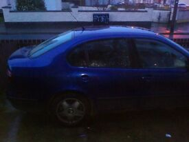 for sale seat toledo 19 tdi for parts or repair