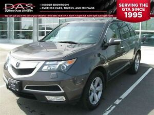 2012 Acura MDX TECH PKG NAVIGATION/LEATHER/SUNROOF